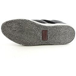 Steve Madden Men's Gutter Black Casual Shoes - Thumbnail 1