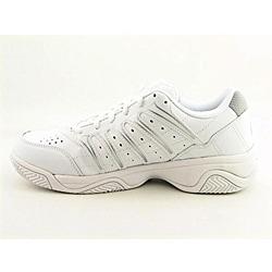 K Swiss Men's Grancourt II White Casual Shoes
