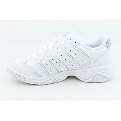 shop k swiss women's grancourt ii white athletic  free