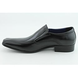 Steve Madden Men's Squiree Black Dress Shoes - Thumbnail 1