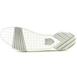 K Swiss Men's Anglesea White Casual Shoes - Thumbnail 1