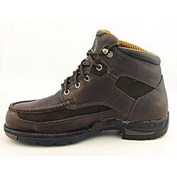 Georgia Men's Athens Brown Boots Wide - Thumbnail 1