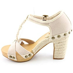 Rocket Dog Women's Ace Beige Sandals - Thumbnail 1