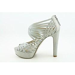 Nine West Women's Cannonball Gray Dress Shoes - Thumbnail 1