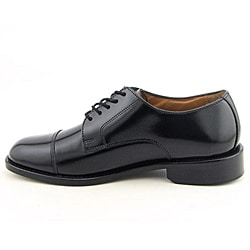 Bostonian Men's Andover Black Dress Shoes - Thumbnail 1