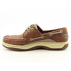 Sperry Top Sider Men's Billfish Brown Casual Shoes Wide - Thumbnail 1