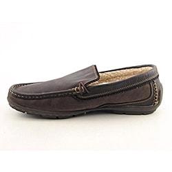 Steve Madden Men's Rellax Brown Casual Shoes - Thumbnail 1