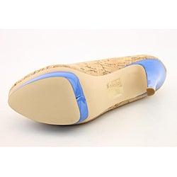Dolce Vita Women's Bryce Blue Dress Shoes - Thumbnail 1