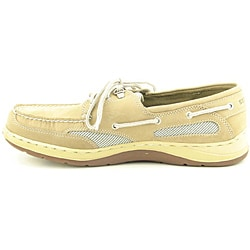 Sebago Men's Clovehitch II Beige Casual Shoes