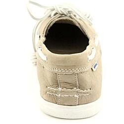 Nautica Men's Hyannis Beige Casual Shoes - Thumbnail 1