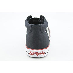 Ed Hardy Men's Lenai Black Casual Shoes