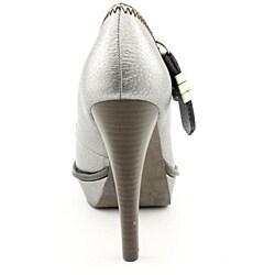 Calvin Klein Jeans Women's Violet Gray Dress Shoes - Thumbnail 1