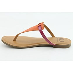 Kelsi Dagger Women's Aloha Orange Dress Shoes - Thumbnail 1