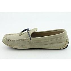 True Religion Men's Fargo Gray Casual Shoes - Thumbnail 1