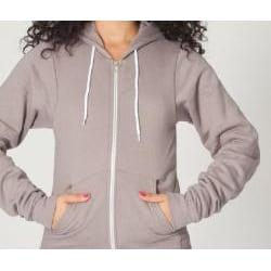 American Apparel Flex Fleece Zip Hoody