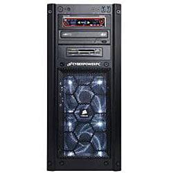 CyberPowerPC Gamer Aqua GLC2080 Desktop Computer - Intel Core i7 3.50