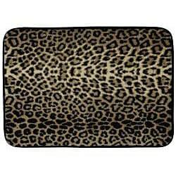 Animal Print Memory Foam 17x24 inch Bath Mats (Set of 2)