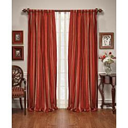 Madison Silk Stripe Curtain Panel - Thumbnail 1