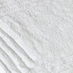 Safavieh Spa Luxury 2400 Gram White Bath Mat (Set of 2) - Thumbnail 1