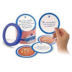 Melissa & Doug Family Dinner Box of Questions Trivia Card Game