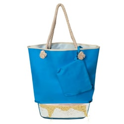 Isabel Grayson 'Kylie' Sand Free Beach Tote with Mesh Zip-Out Base
