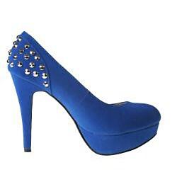 Story by Beston Women's CLAIRE-01 Platform High Stiletto Heels