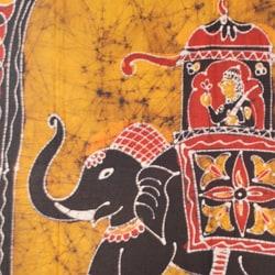 Maharaja Tapestry (India) - Thumbnail 1