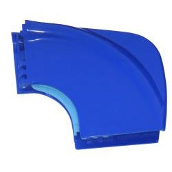BeBeLove Folding Baby Toilet Seat in Blue - Thumbnail 1