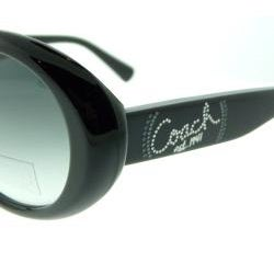 Coach Latika Women's Black Sunglasses - Thumbnail 1