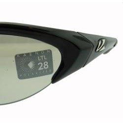 Kaenon Men's 'KORE' Black with G28 Lenses Sunglasses - Thumbnail 1