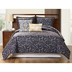 VCNY Sahara Reversible 5-piece Duvet Cover Set - Thumbnail 1