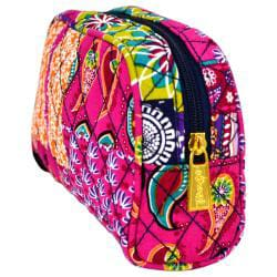 Tango Bright Patchwork Scoop Travel Pouch - Thumbnail 1