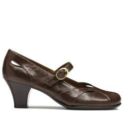 A2 by Aerosoles Marimba Dark Brown Mary Jane Pumps