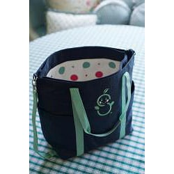 Sage Spoonfuls Sage Mommy Tote with Pocket Guide - Thumbnail 1