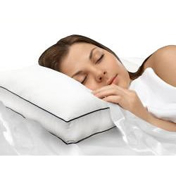 Sona Side Sleeper Jumbo-size Gusseted Pillow - Thumbnail 1