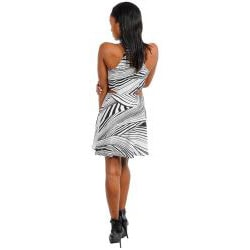 Stanzino Women's Halter A-line Dress