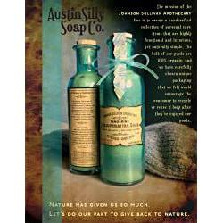 Mineral Bath Soak | Tangerine & Colloidal | Johnson Sullivan Apothecary