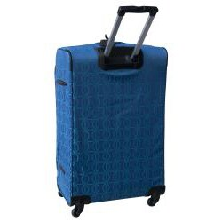 Jenni Chan Links 360 Quattro 28-inch Blue Spinner Upright