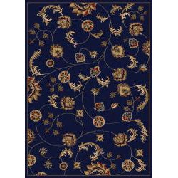 Admire Home Living Amalfi Floral Vines Area Rug (21 x 34) - Thumbnail 1