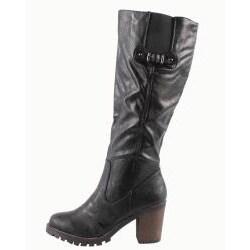 Blossom by Beston Women's 'Alpa-3' Knee High Riding Boots
