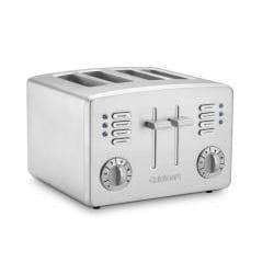 Cuisinart Four-slice Stainless Steel Toaster - Thumbnail 1