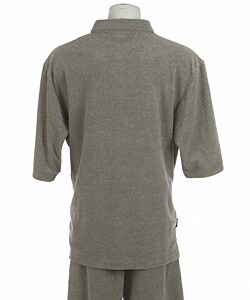 Sean John Men's Terry Cloth Short Set - Thumbnail 1