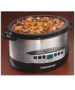 Farberware 8-qt. Oval Programmable Pressure Cooker