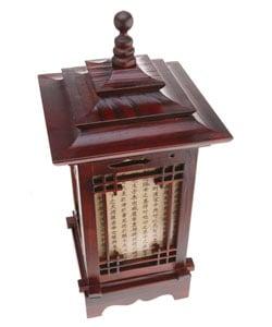 Calligraphy Pagoda Lamp South Korea Free Shipping