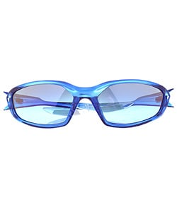 b2e0b5aa43 Shop Spy Micro Scoop 2 Blue Crystal Blue Sunglasses - Free Shipping Today -  Overstock - 1136807