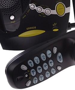 Ge Bedroom Phone Clock Radio Bedroombijius