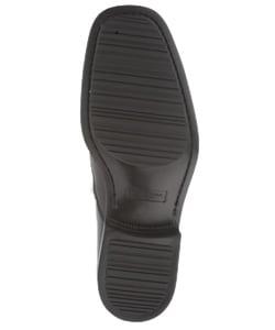 9e77b38ba28 Gordon Rush Julian Men's Black Double Zip Ankle Boot