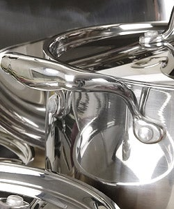 Thumbnail 2, 11-piece Tri-Ply Cookware Set. Changes active main hero.
