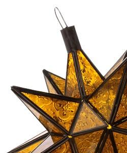 Stars Medium Size Lamp (Morocco) - Thumbnail 1