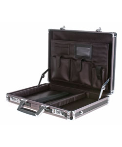 Vanguard Luxor Standard 3-inch Laptop Briefcase - Thumbnail 1